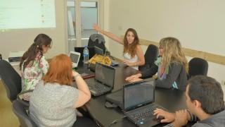 Los docentes de Arte y Juego siguen  explorando las herramientas digitales