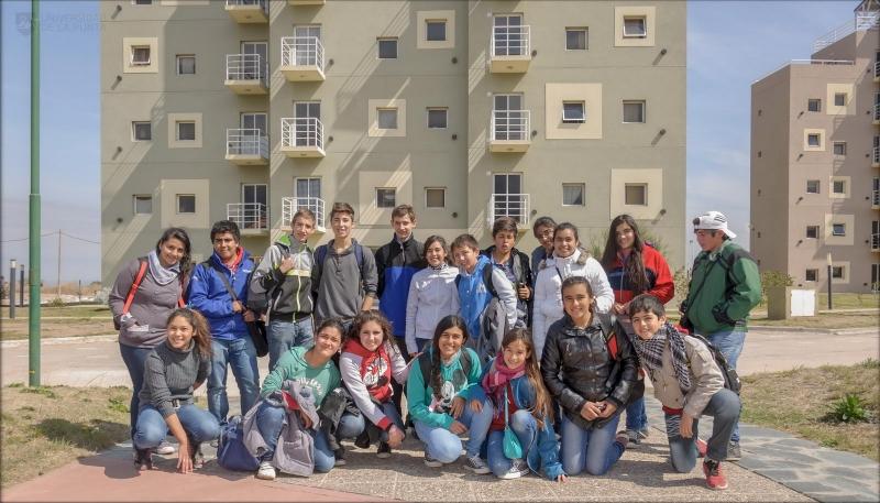 Alumnos de Bagual y Lavaisse conocieron la ULP