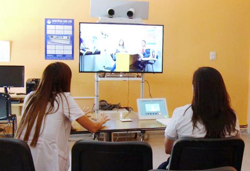 Telemedicina: Justo Daract se sumó al sistema de consultas remotas