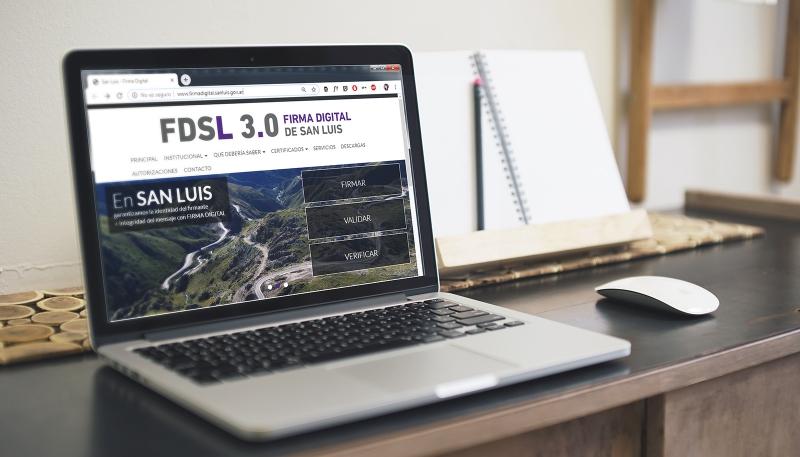 Infraestructura de Firma Digital: uno de los pilares de la digitalización puntana