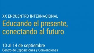 """San Luis presente en el XX Encuentro internacional """"Virtual Educa"""""""