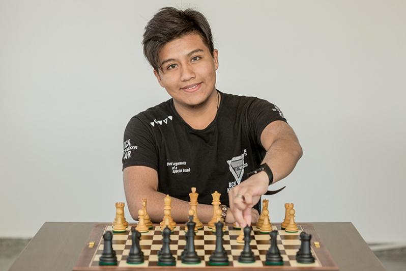 Pablo Acosta es el subcampeón Argentino Absoluto