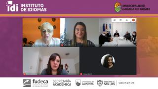 Los cursos de idiomas llegan a Cañada de Gómez